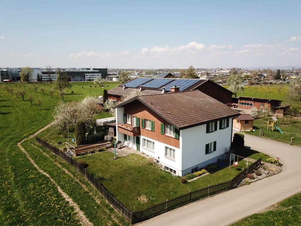Grünau in Steinach - unser Hof